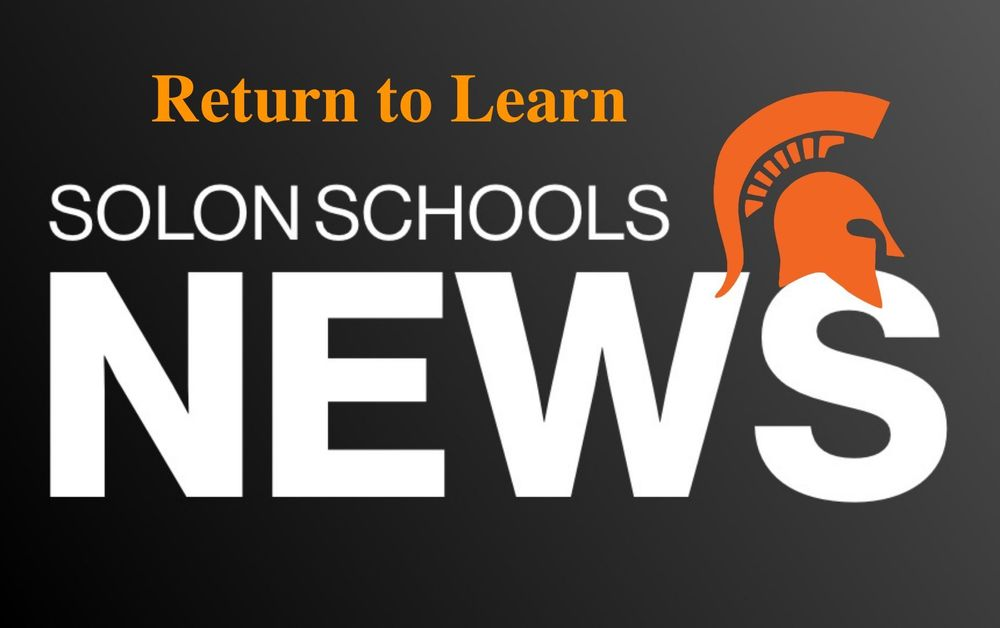 Solon CSD Releases Return to Learn Plan
