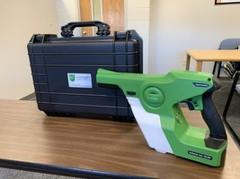 District Purchases New Equipment to Combat Flu Season