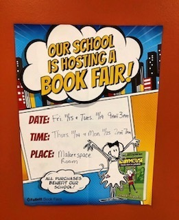 SIS Book Fair Days