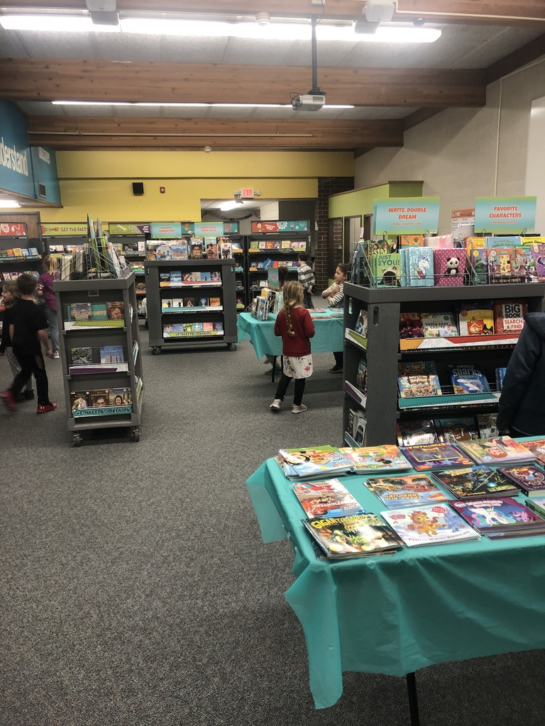 Visit the Lakeview Book Fair!